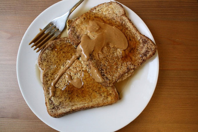 protein-french-toast