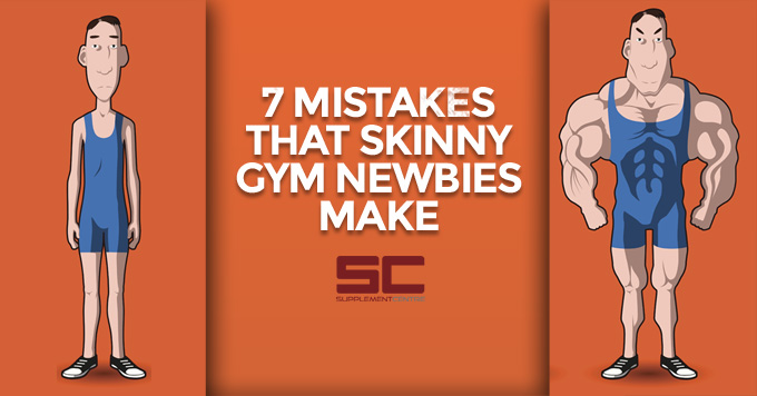 7 mistakes skinny gym newbies