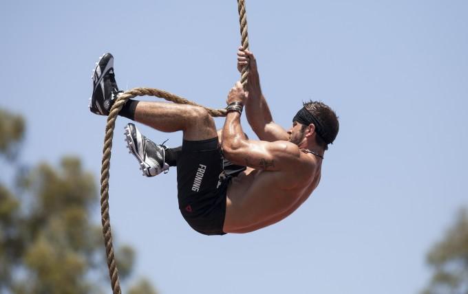 rope climb crossfit