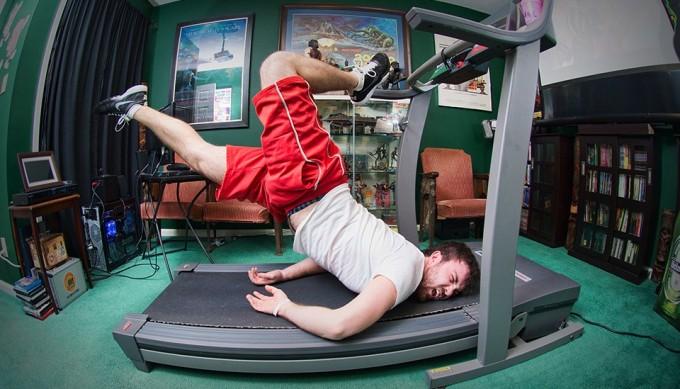 painful gym fail